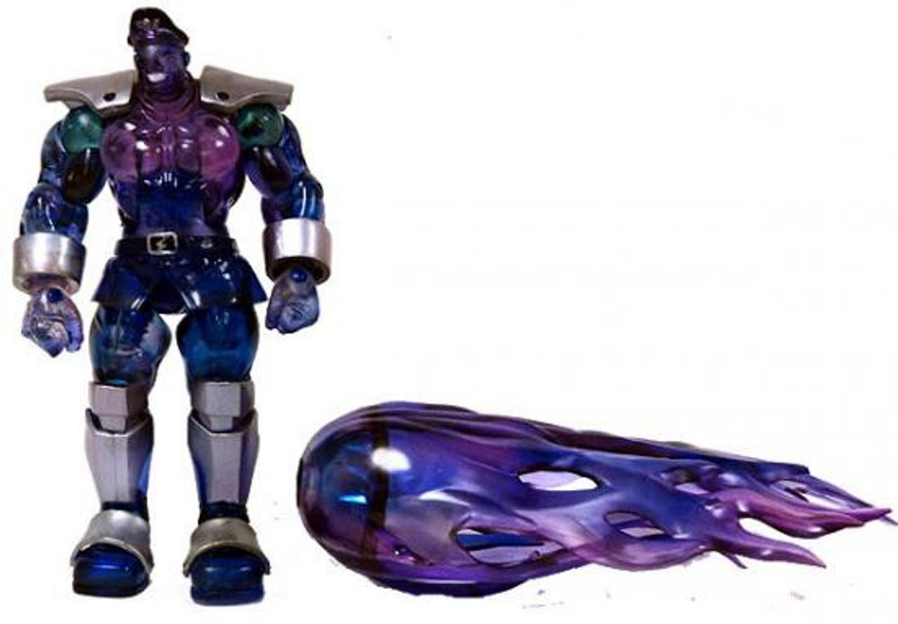 Street Fighter Series 1 Psycho Bison Action Figure Loose Sota Toys