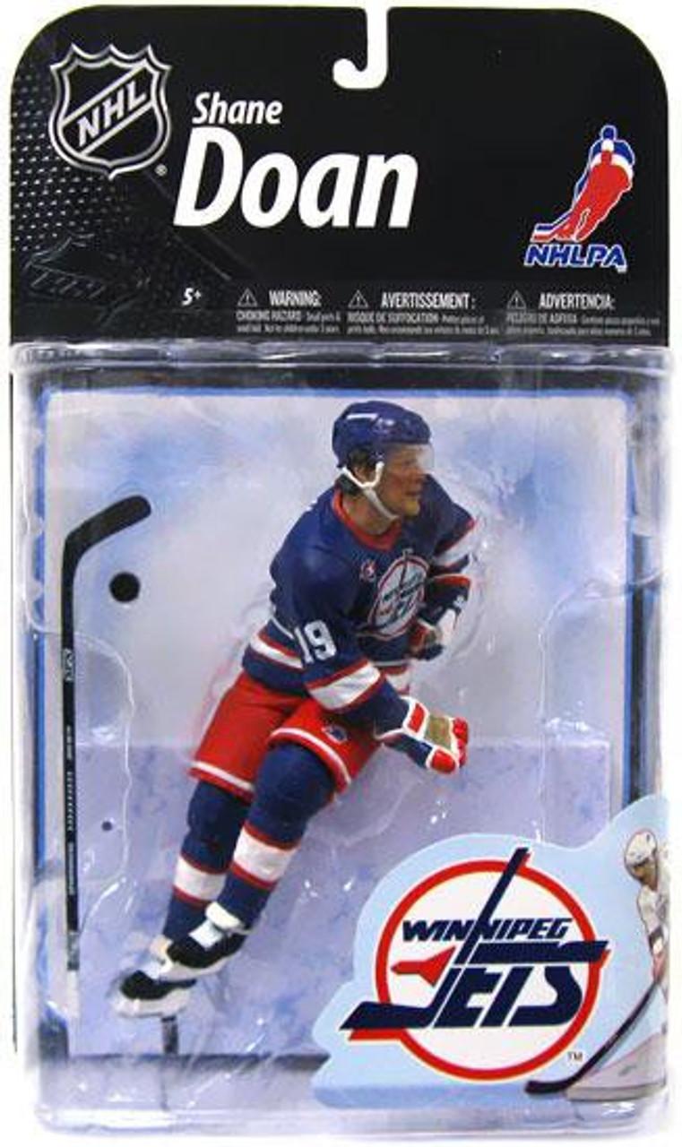 McFarlane Toys NHL Winnipeg Jets Sports Picks Series 22 Shane Doan Action  Figure Retro Blue Jersey - ToyWiz f72e52a9a