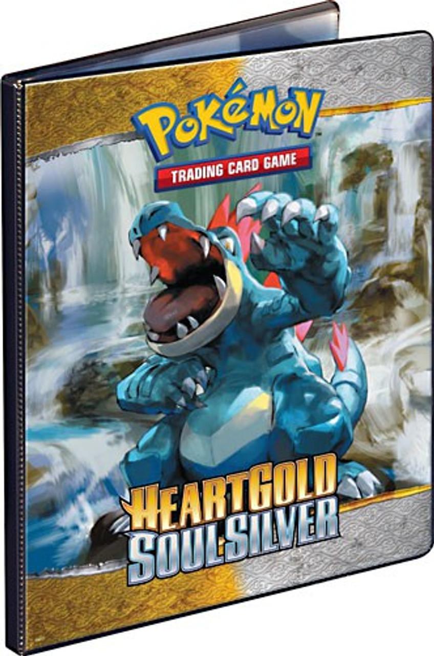 Ultra Pro Pokemon Heartgold Soulsilver Card Supplies Heartgold