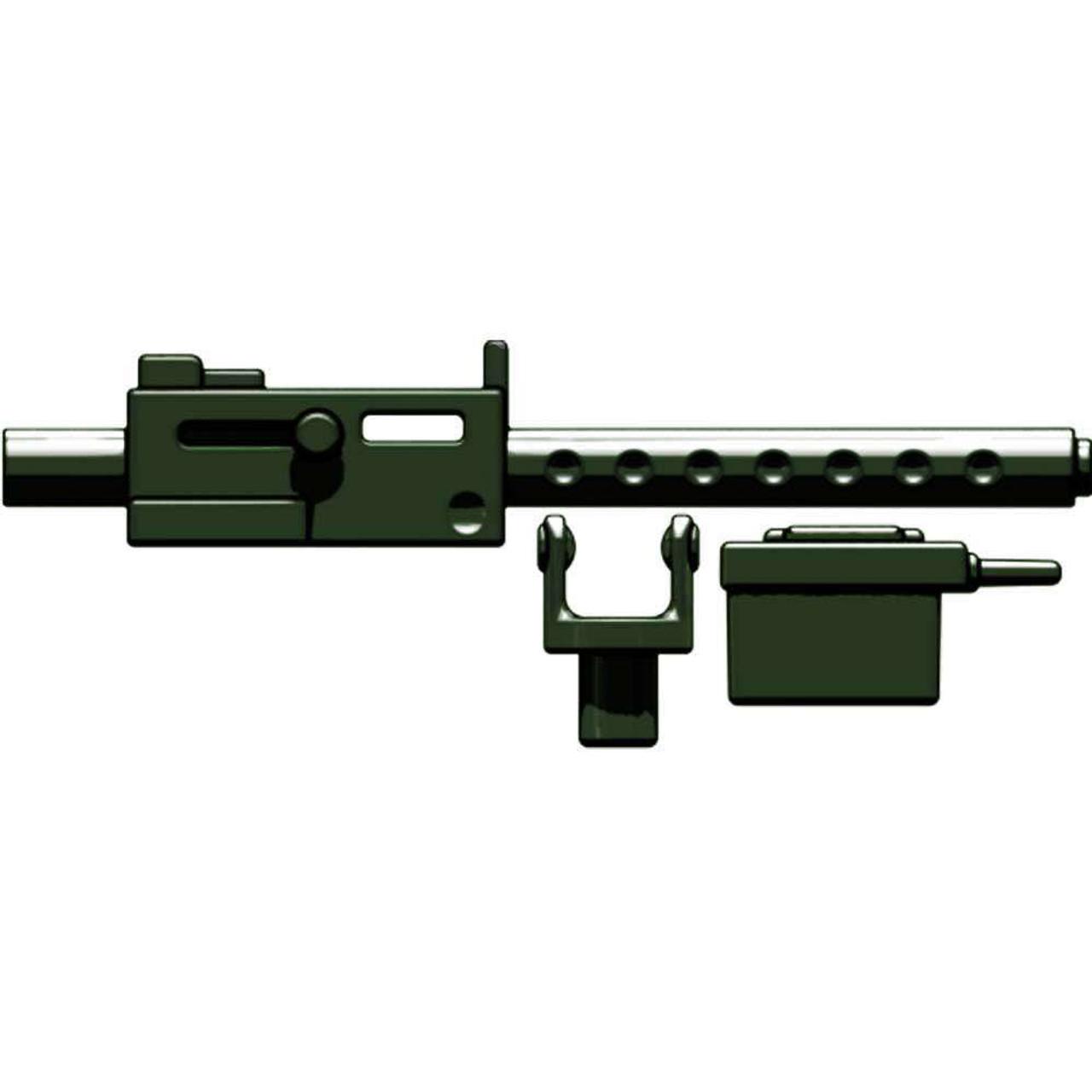 BrickArms M1919 Machine Gun 2 5-Inch [Dark Olive Green]