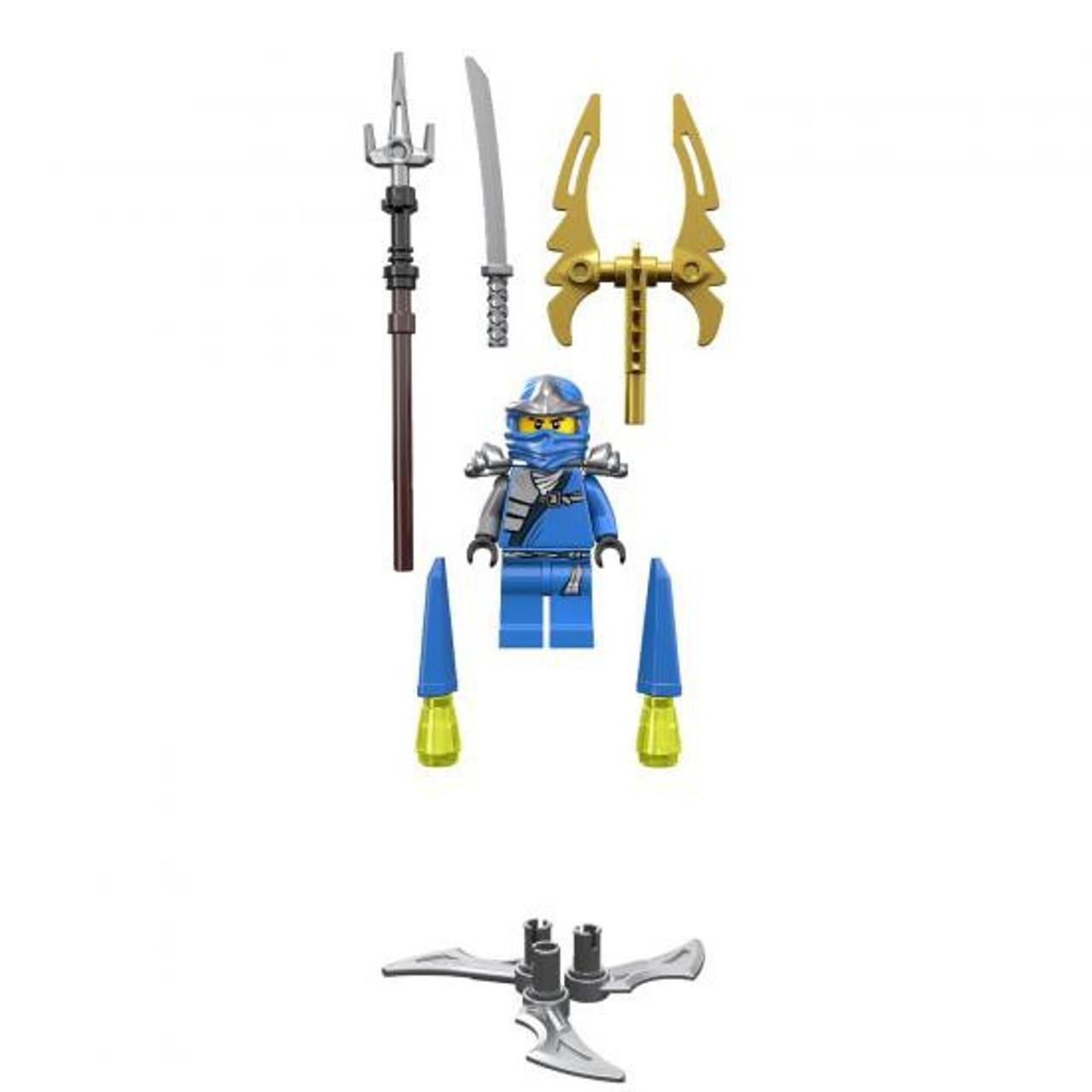 LEGO Ninjago Jay ZX Mini Set 9553 Bagged - ToyWiz