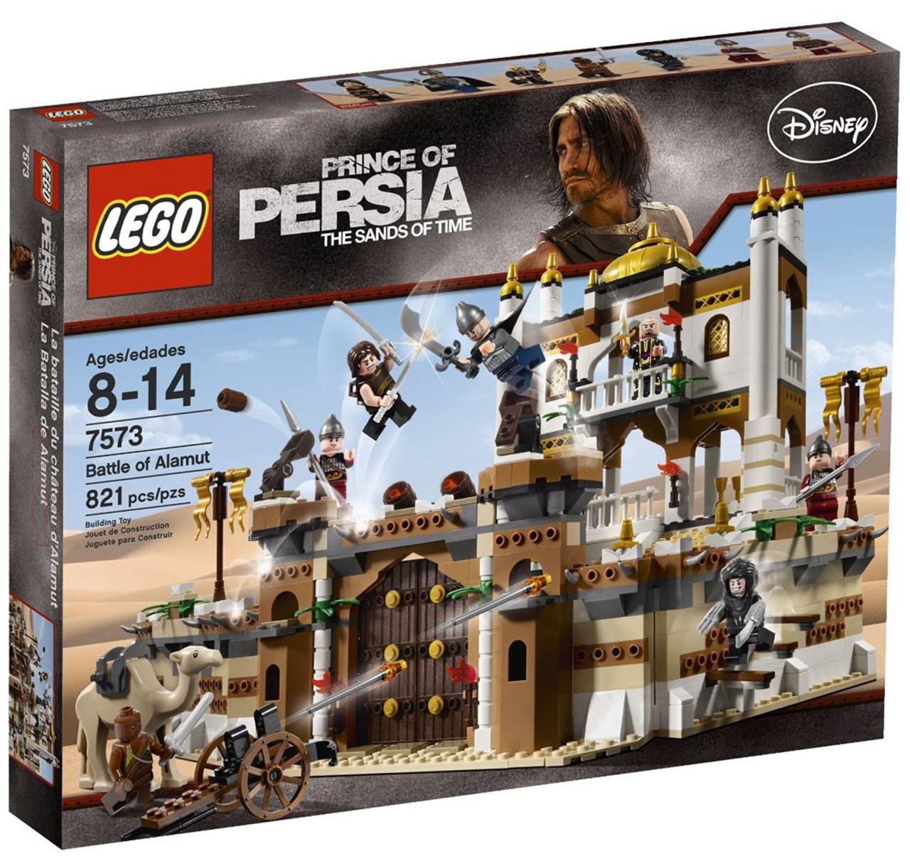 Lego Prince Of Persia Battle Of Alamut Set 7573 Toywiz