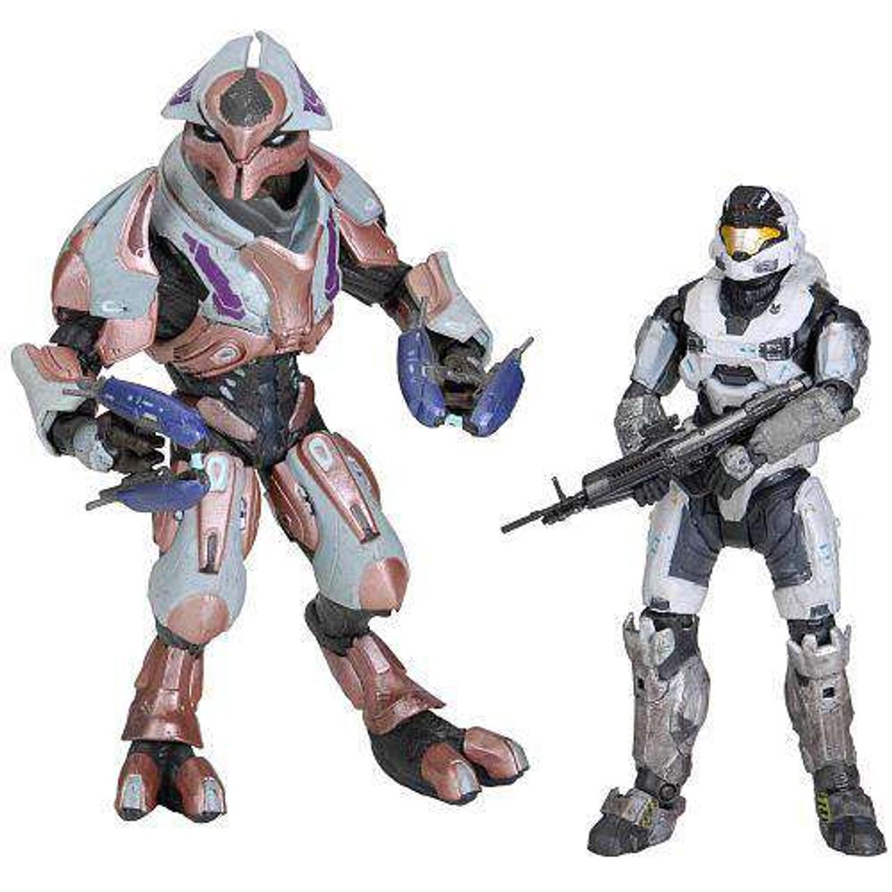 McFarlane Toys Halo Reach Halo Reach Series 1 Spartan Mark
