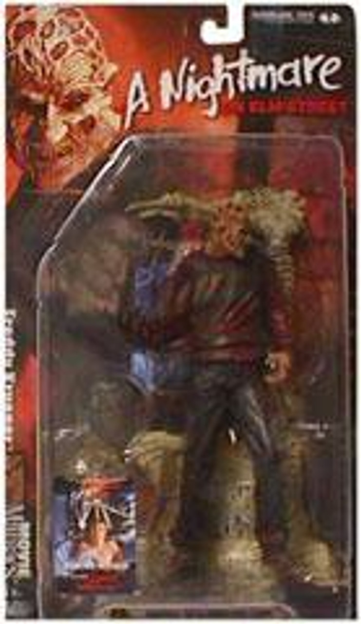 Movie Maniacs 1 A Nightmare On Elm Street Action Figure McFARLANE TOYS Freddy Krueger