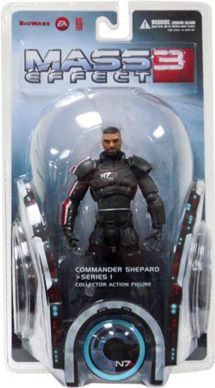 Mass Effect 3 Commander Shepard Action Figure