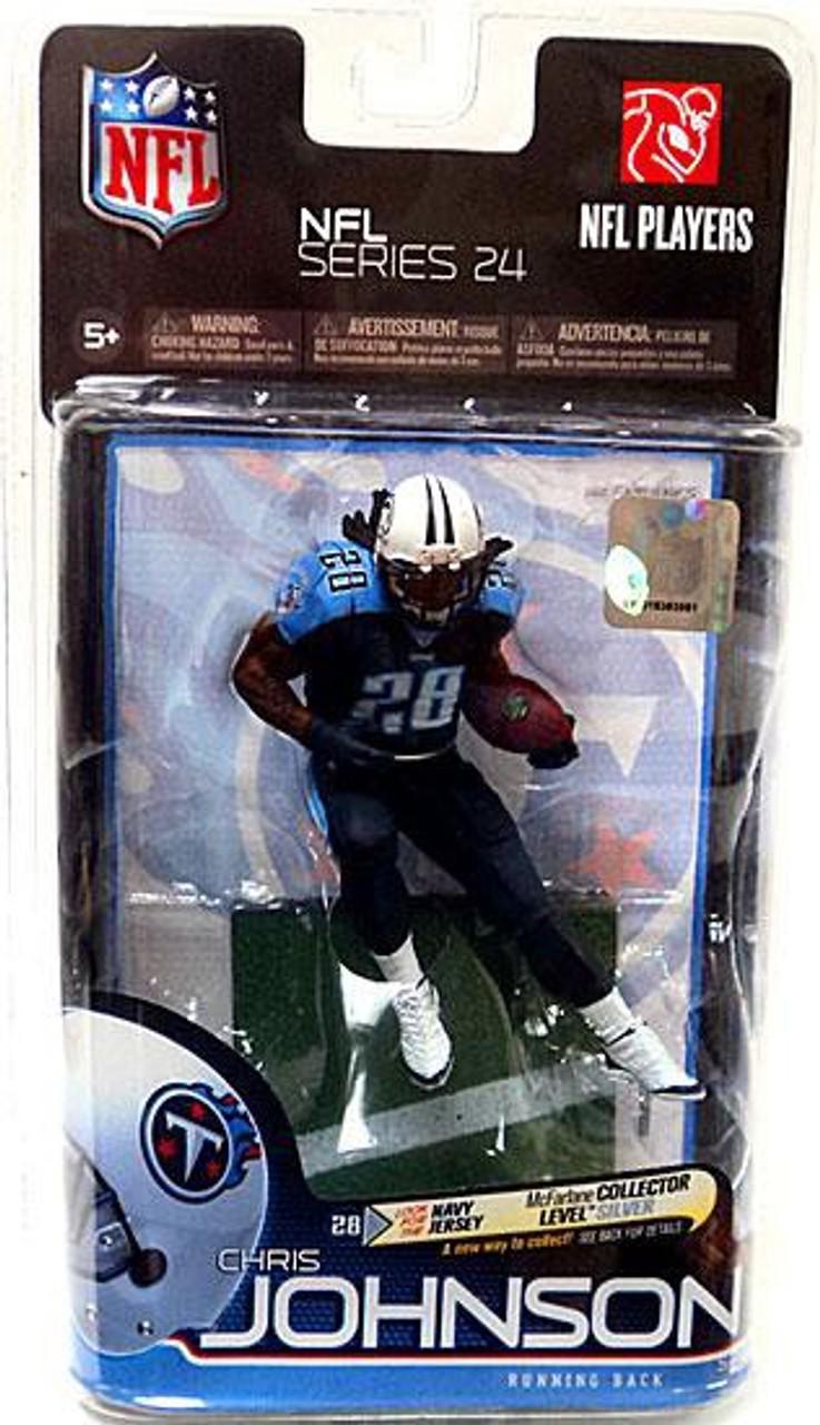 McFarlane Toys NFL Tennessee Titans Sports Picks Series 24 Chris