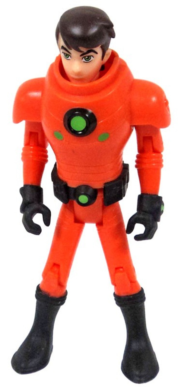 Ben 10 Ben Tennyson Action Figure [Orange Plumber Suit Loose]