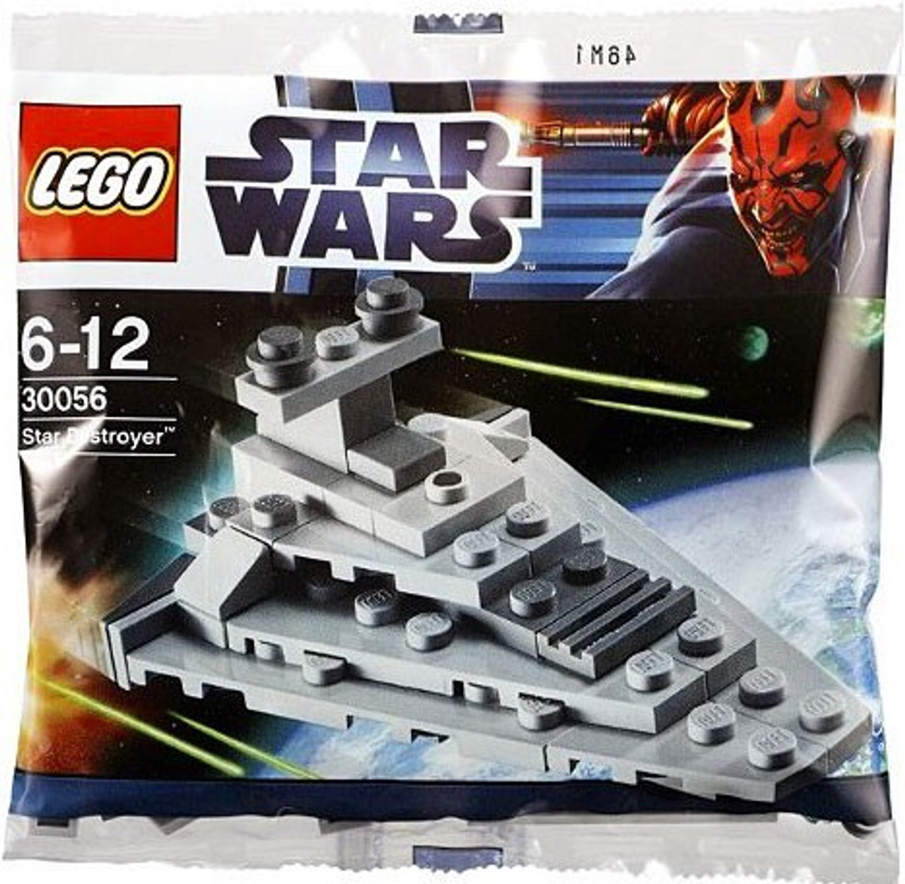 Lego Star Wars A New Hope Star Destroyer Mini Set 30056 Bagged Toywiz