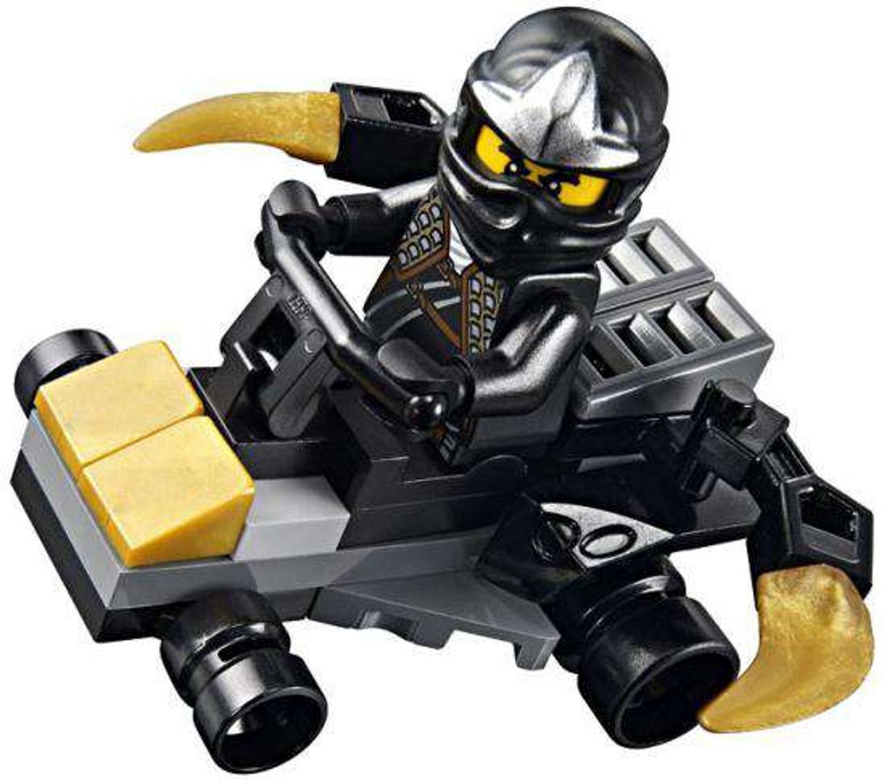 LEGO Ninjago Cole ZXs Car Mini Set 30087 Bagged - ToyWiz