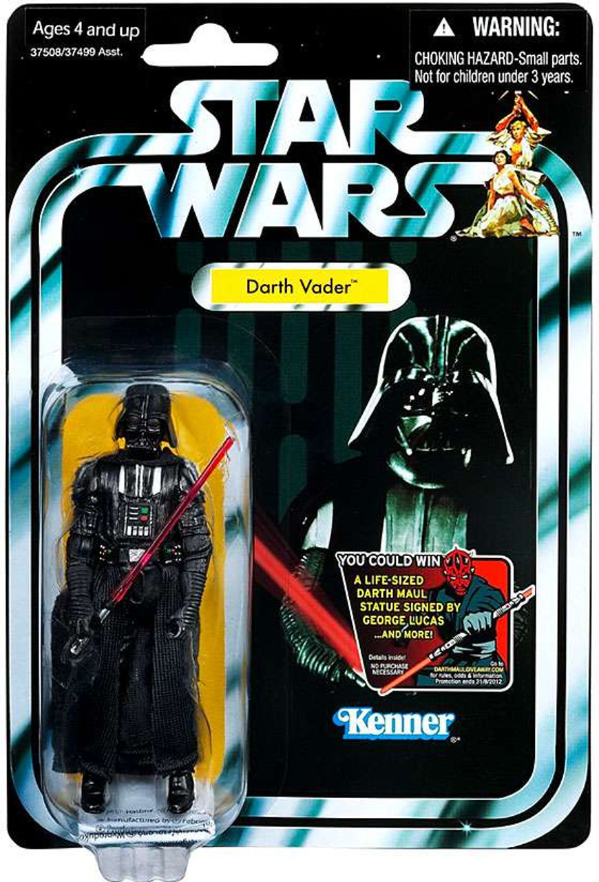 Star Wars Vintage Collection A New Hope Darth Vader Figure