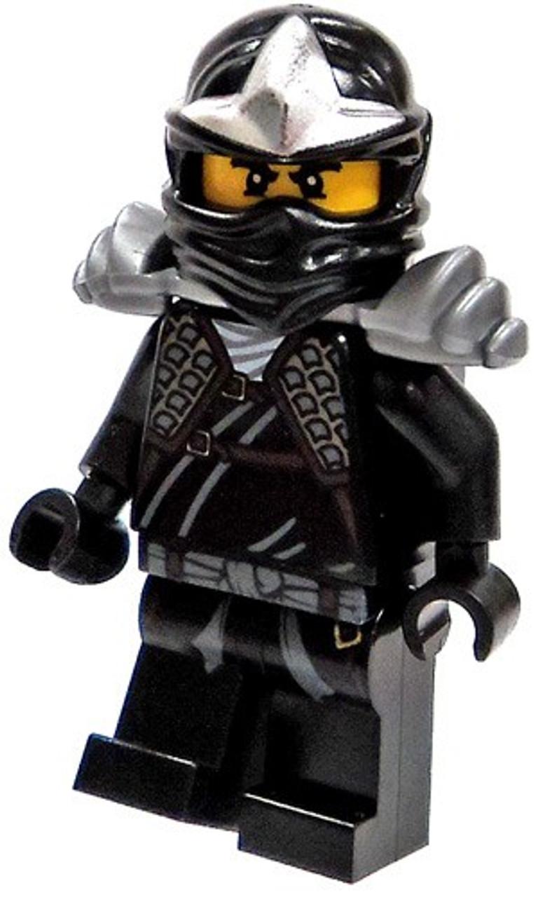LEGO NINJAGO LEGO MINIFIG NINJA MINI FIGURE COLE ZX