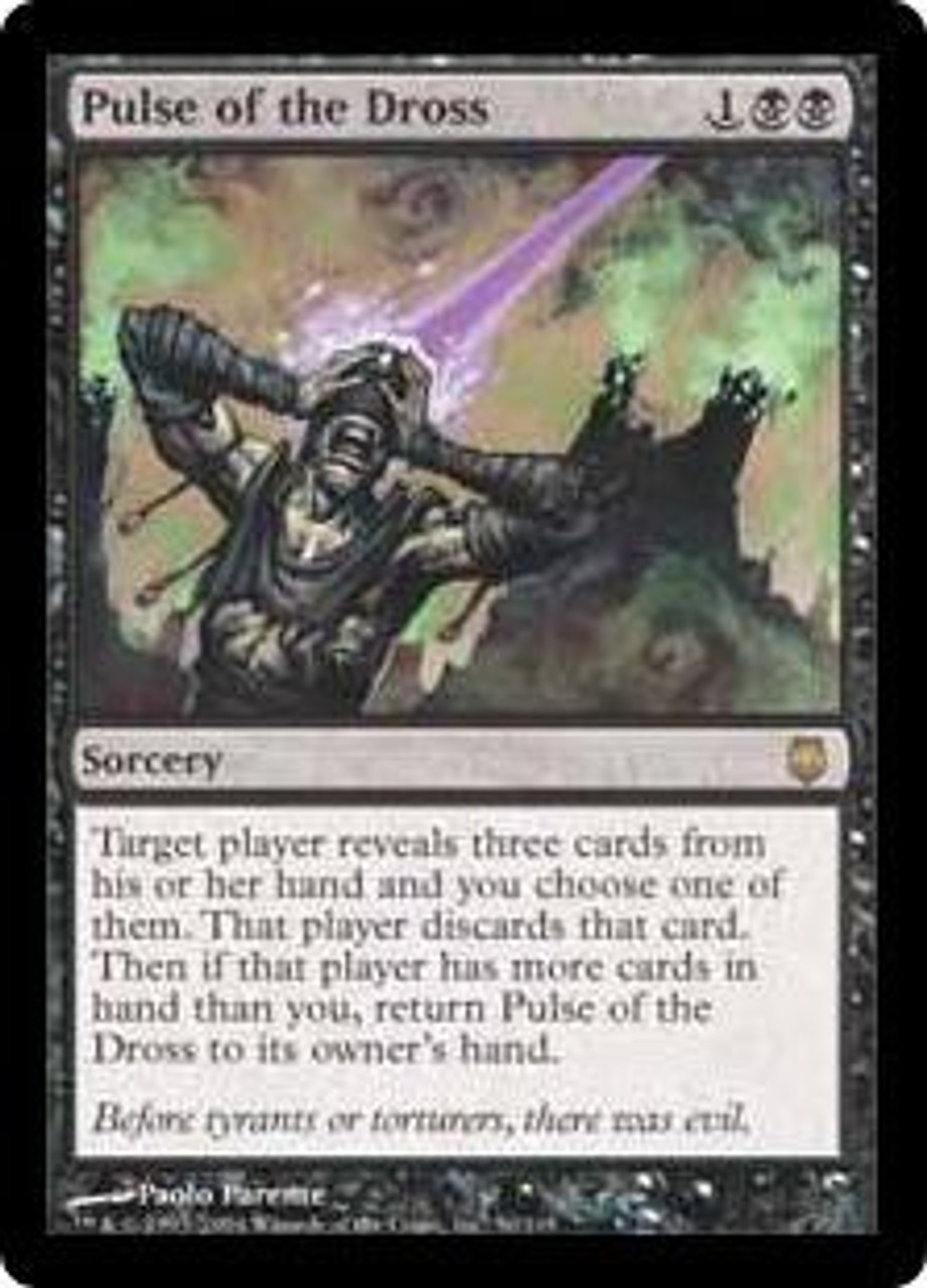 Condition MTG DARKSTEEL Excellent Pulse of the Forge