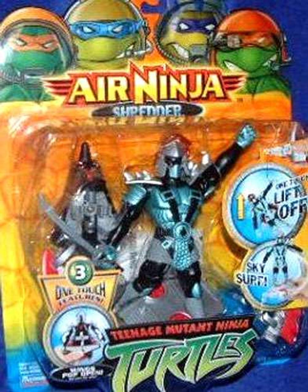 Teenage Mutant Ninja Turtles 2003 Air Ninja Shredder 5 Action
