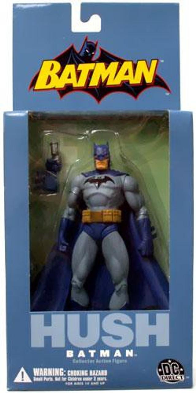 Batman Hush Series 1 Batman Action Figure Dc Direct Toywiz