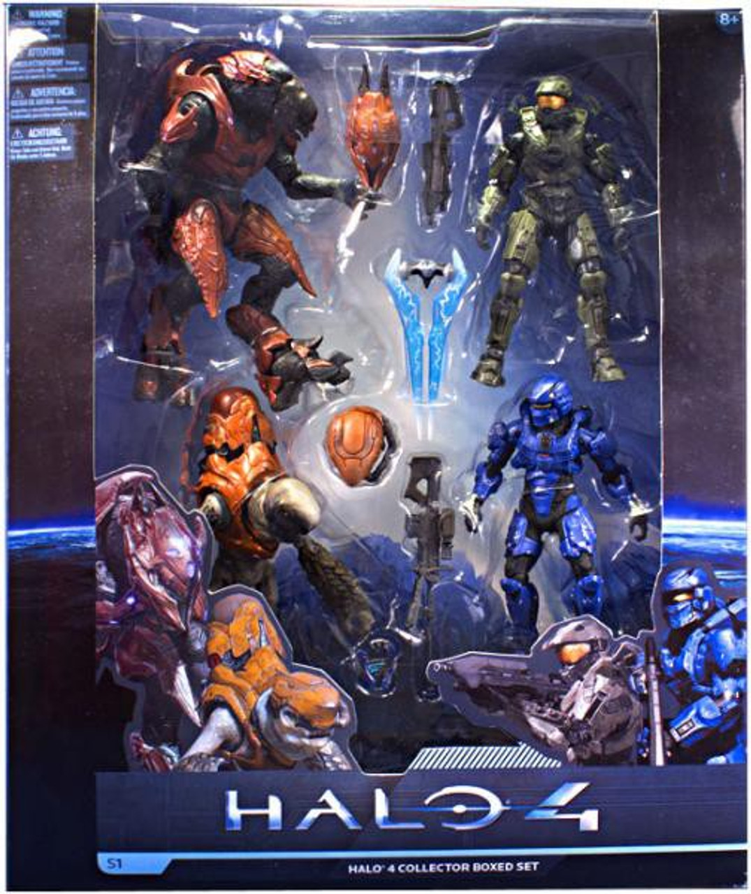 Halo 4 Grunt Storm Brand New in package McFarlane Action Figure