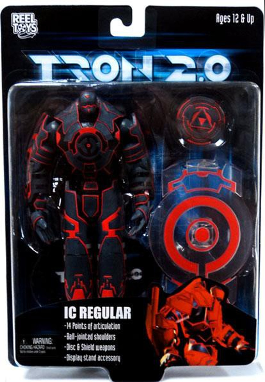 Reel Toys Tron 2.0 Mercury Action Figure