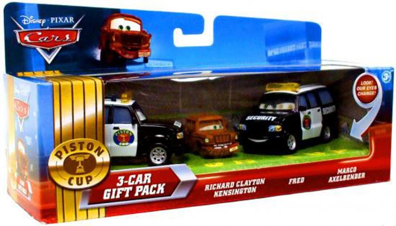 Eyes Change 3-CAR GIFT PACK RADIATOR SPRINGS DISNEY PIXAR CARS