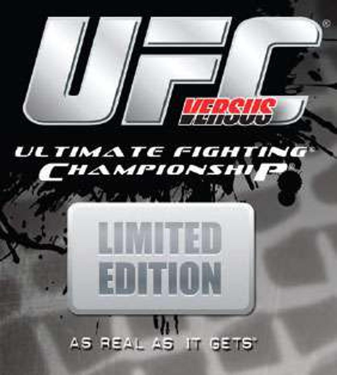 UFC Ultimate Collector Versus Series 1 Brock Lesnar Vs ...