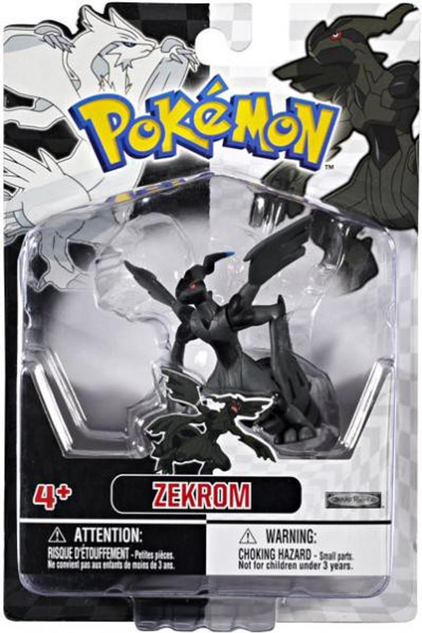 18d27447 ... Jakks Pacific Toys & Figures · Basic Figure Single Packs. Pokemon Black  & White Series 1 Basic Zekrom Figure