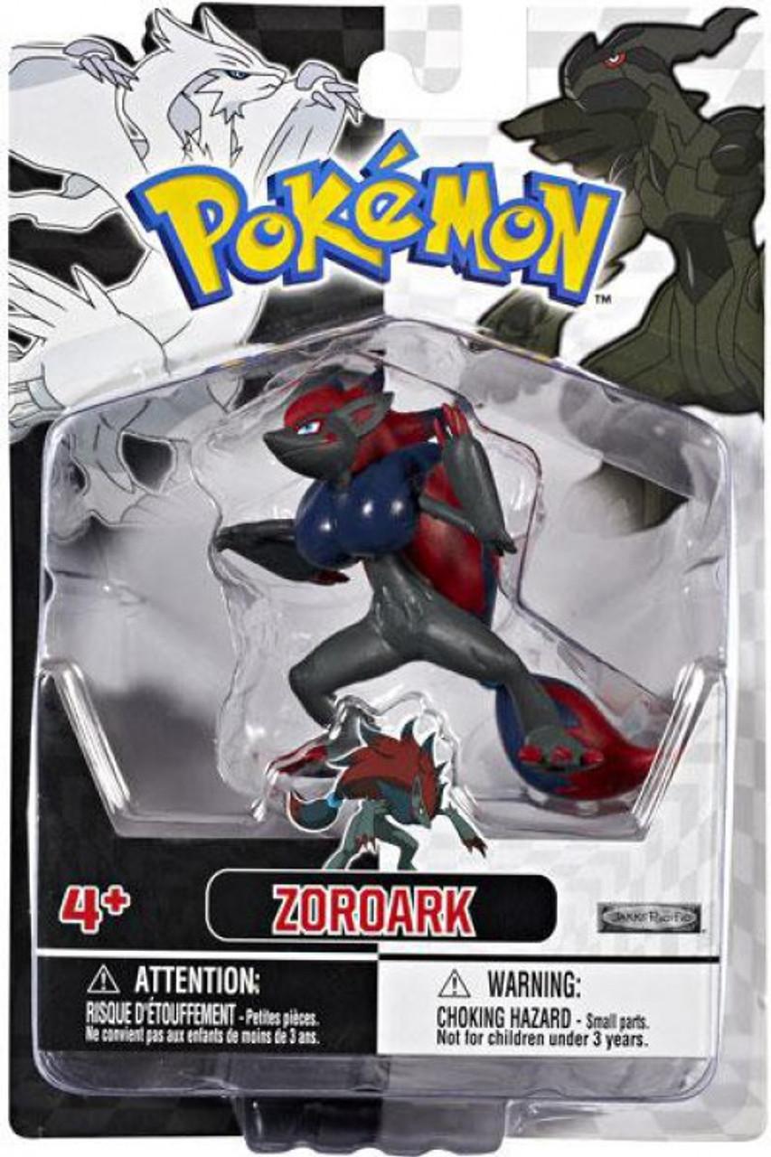 08e33da7 ... Jakks Pacific Toys & Figures · Basic Figure Single Packs. Pokemon Black  & White Series 1 Basic Zoroark Figure