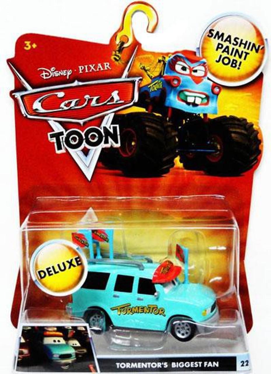 DeLuxe, Toon Series #22 Disney Pixar Cars Tormentors Biggest Fan