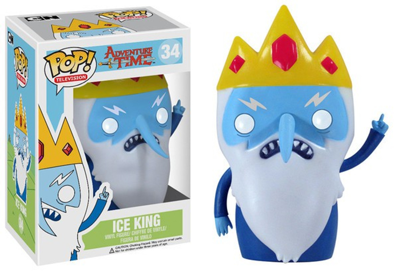 Funko POP Television ~ FINN /& JAKE ADVENTURE TIME VINYL FIGURE SET
