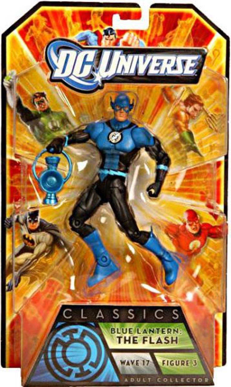 LOOSE Mattel DC Universe Classics Multiverse Blue Lantern Flash