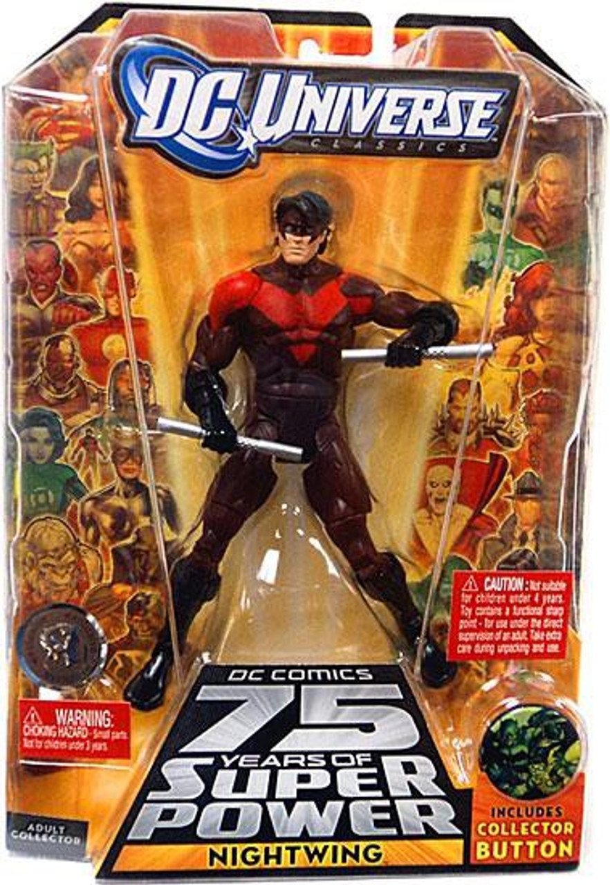 """DC UNIVERSE Classics 75 Years OMAC Action Figure 6/"""" Adult Collector New"""