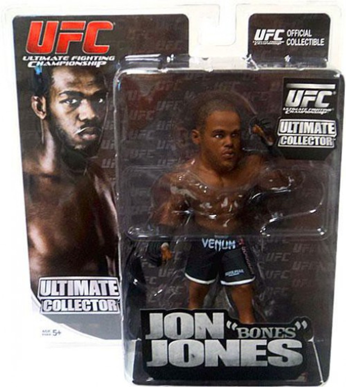 GRAY MAYNARD ROUND 5 ULTIMATE COLLECTORS SERIES 6 LIMITED EDITION FIGURE