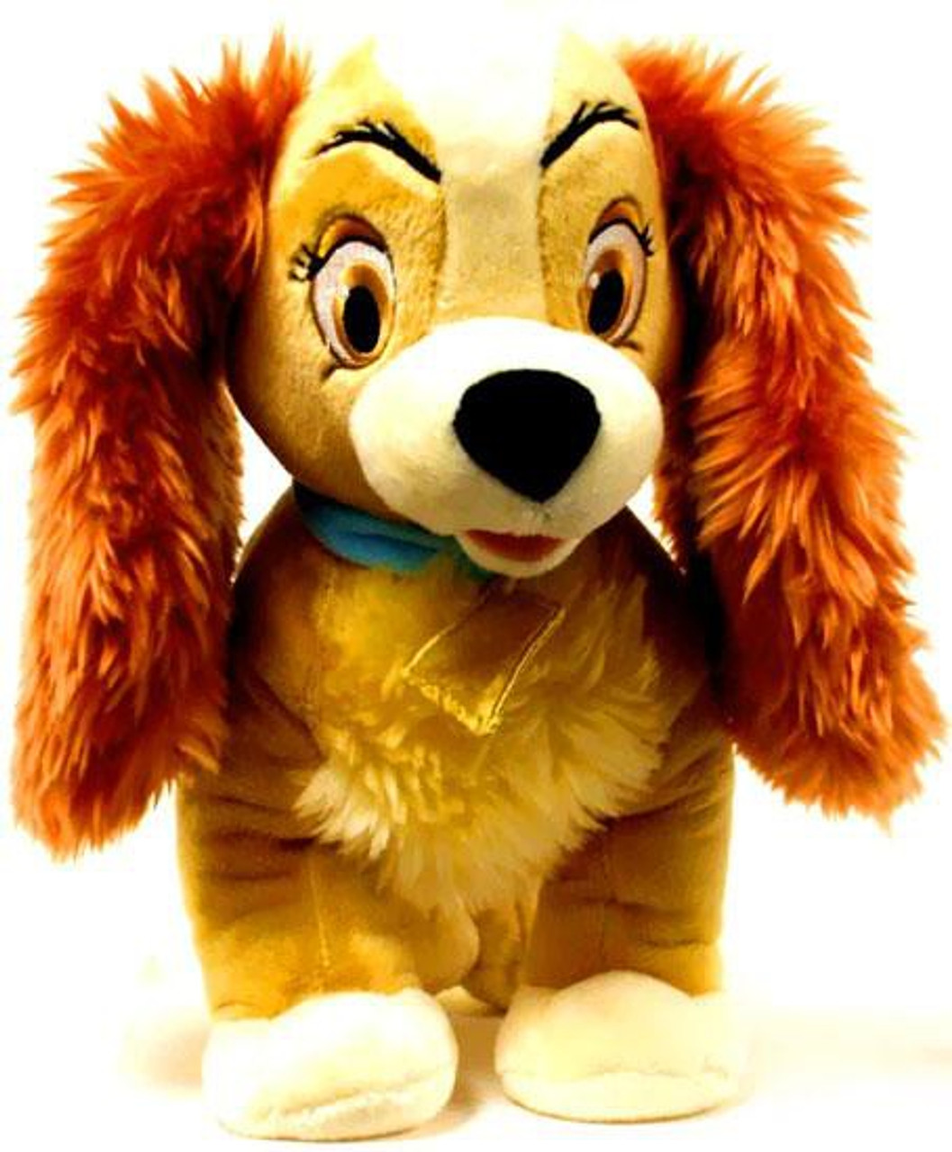 Disney The Lady The Tramp Lady Exclusive 25 Plush Toywiz