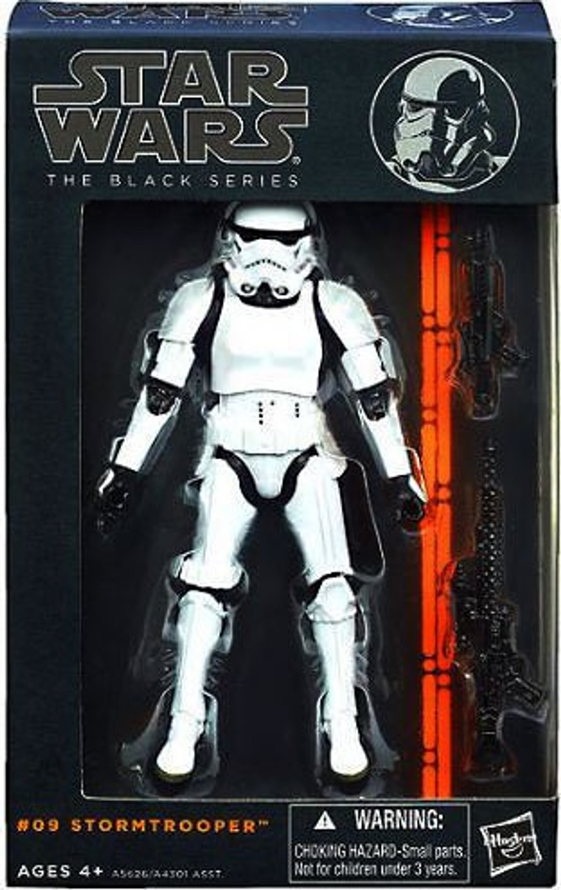 "STORMTROOPER Star Wars Black Series Hasbro Action Figure 6"" A New Hope"