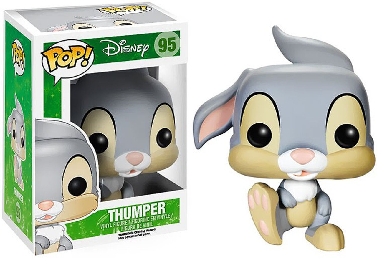 Bambi Funko POP! Disney Thumper Vinyl Figure #95
