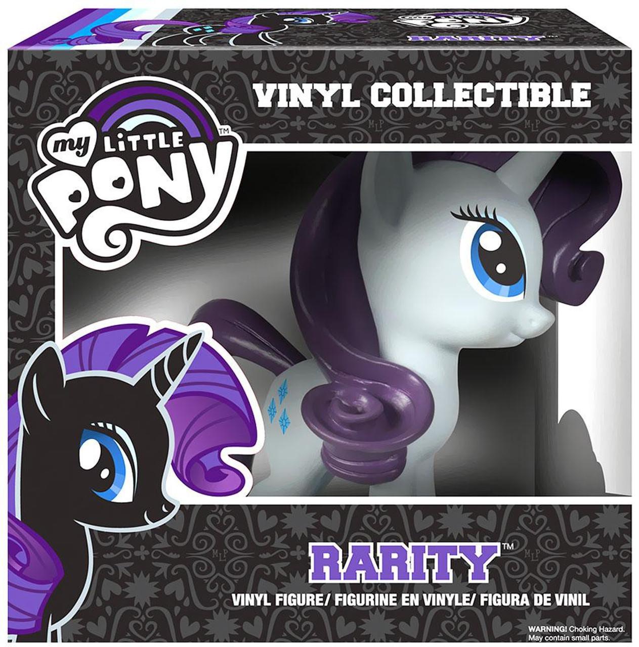 95eb836a517 Funko My Little Pony Rarity Vinyl Figure - ToyWiz