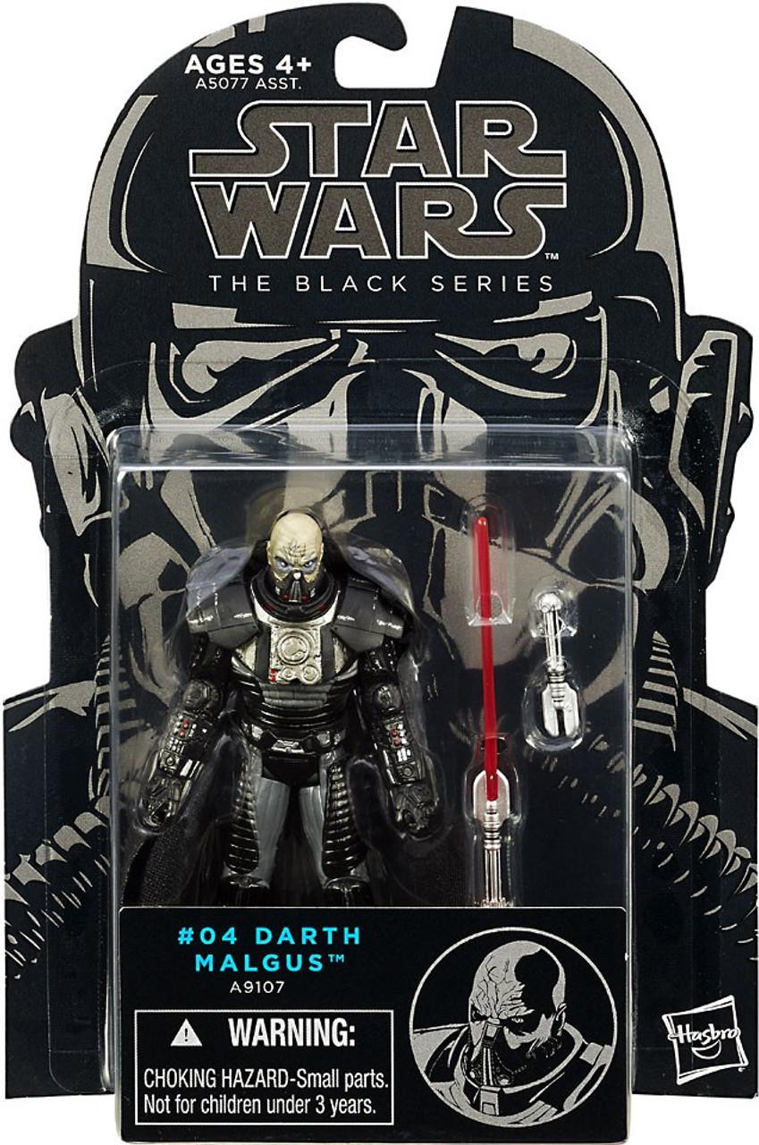 Star Wars The Old Republic Black Series Wave 6 Darth Malgus Action Figure  #04