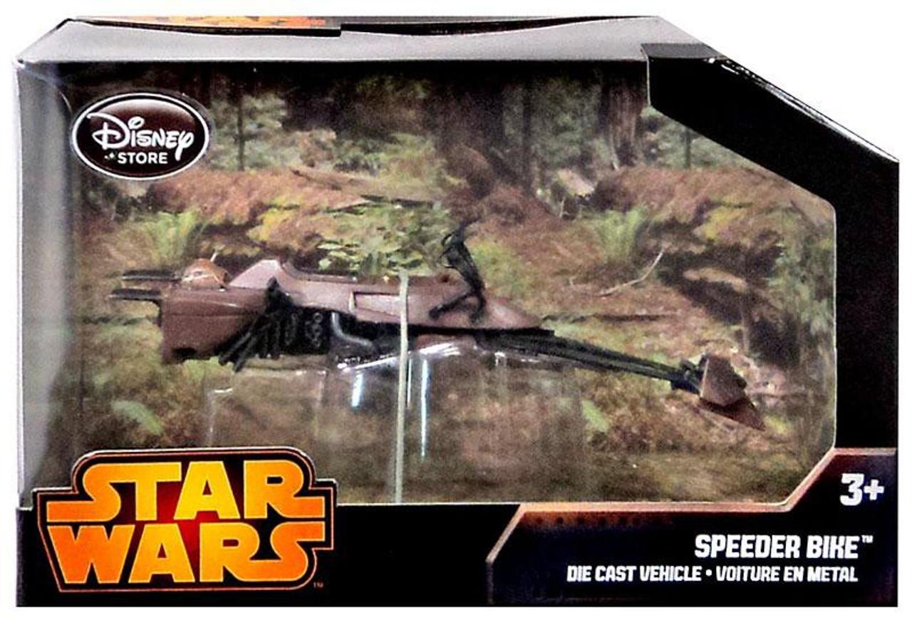 New Disney Star Wars Speeder Bike Die Cast Vehicle