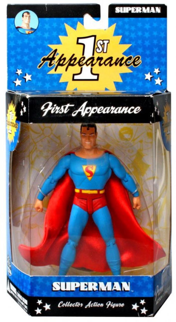 "7/"" MARTIAN MANHUNTER figure FIRST APPEARANCE DC direct comics Batman Superman"