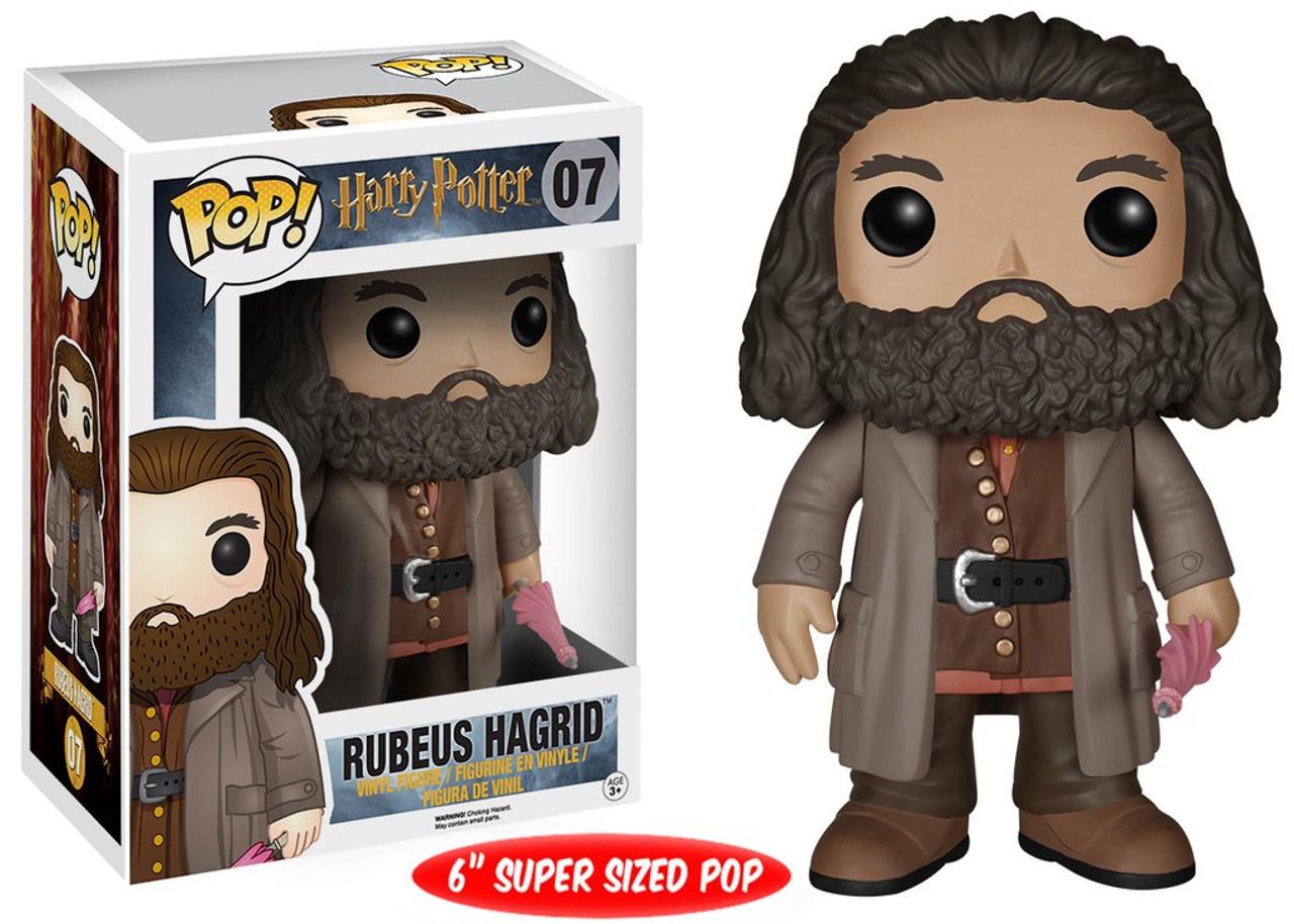 Neu Rubeus Hagrid Pop! Harry Potter #78