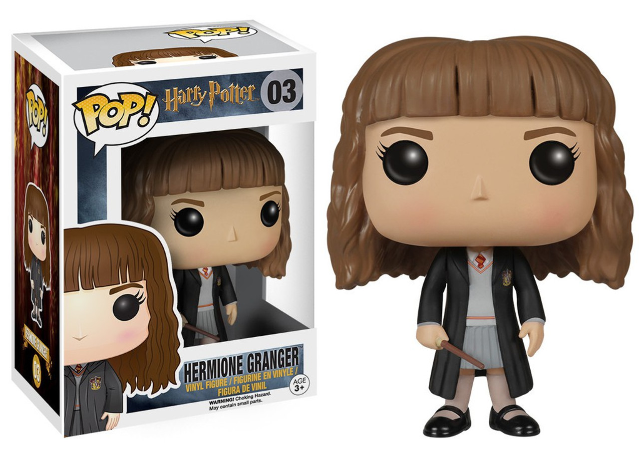 Action- & Spielfiguren FUNKO POP HARRY POTTER CAPE AND  WAND 01