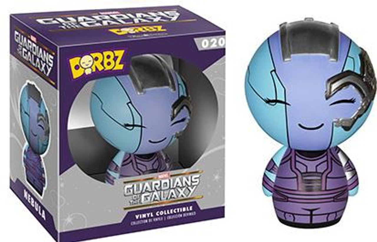 Marvel Guardians Of The Galaxy DORBZ Ronan Vinyl Figure 19 New 2015 FUNKO