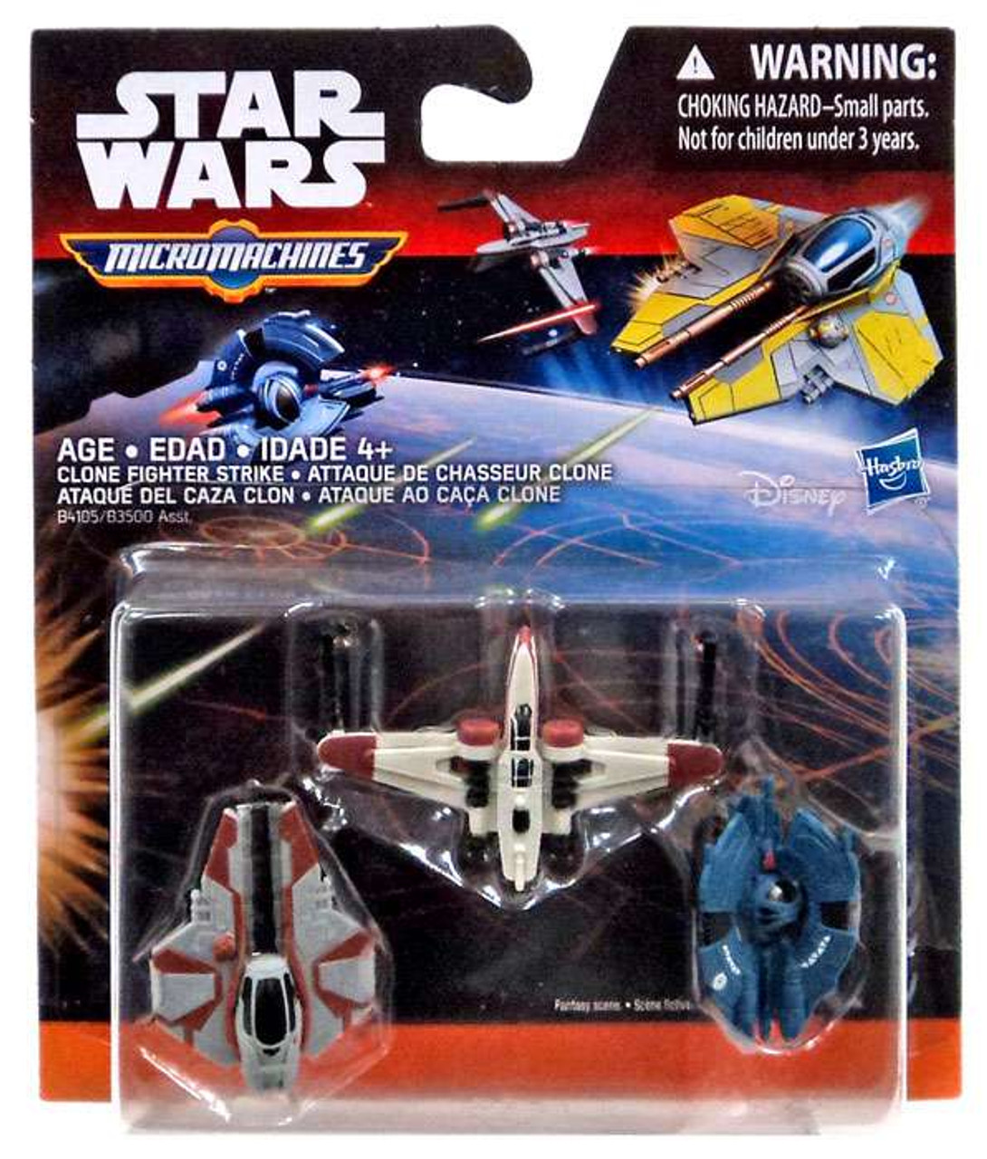 Film, telewizja i gry wideo Star Wars Rebels Micro Machines Mandelorian Melee 5 Vehicles 2 Figures