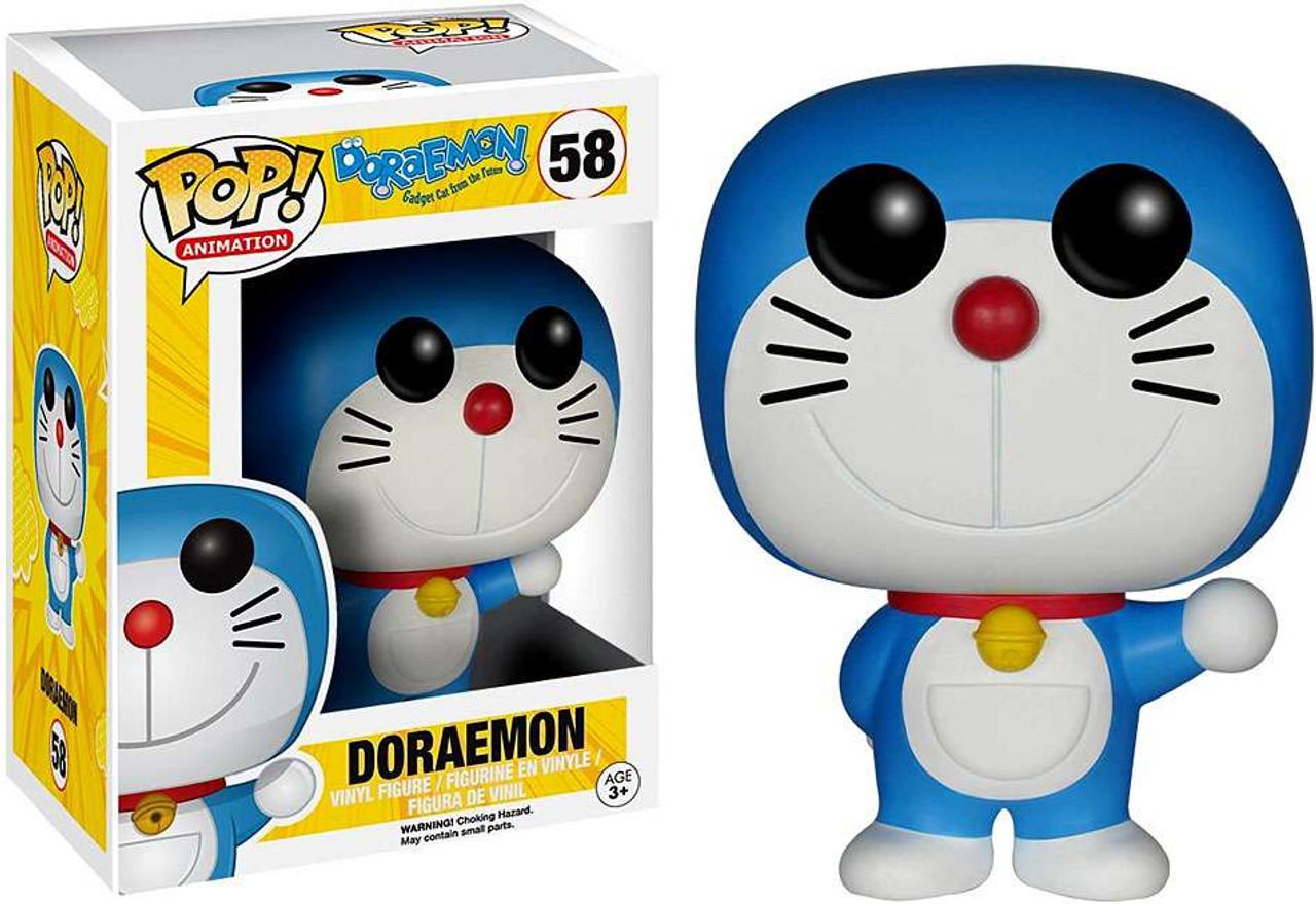 Doraemon Funko POP #58 Animation Vinyl Figure
