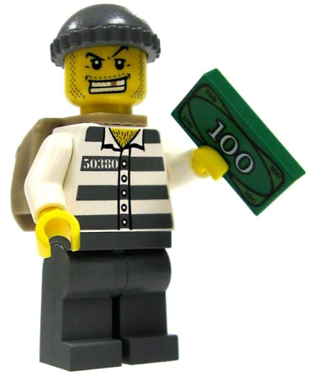 Lego City Loose Bank Robber Minifigure 1 Loose Toywiz