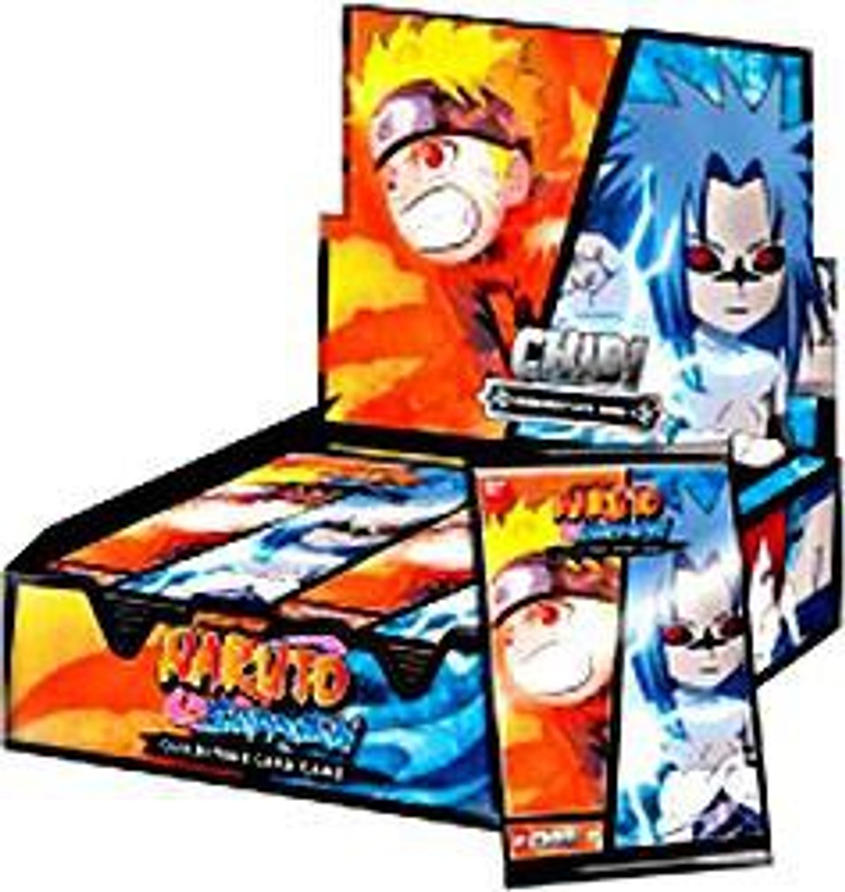 Naruto Shippuden Card Game Chibi Tournament Series 3 Booster