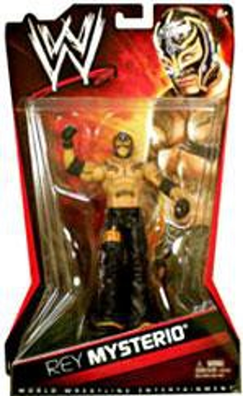 WWE Wrestling Signature Series 1 Rey Mysterio Action ...
