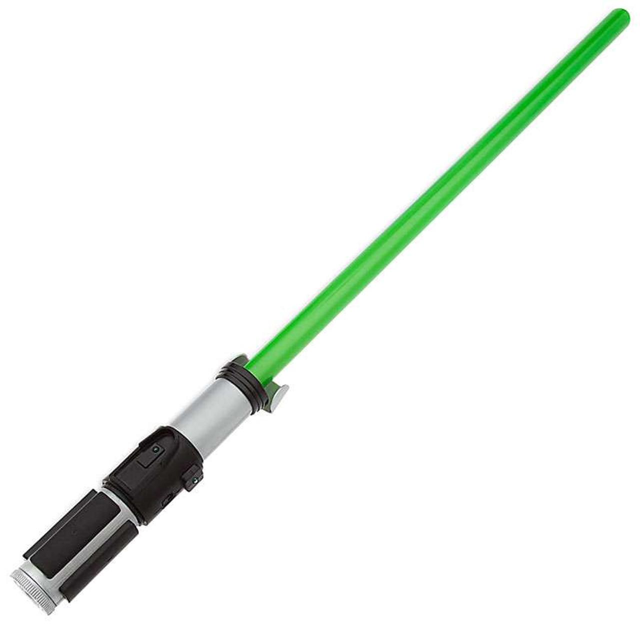 Disney Star Wars Yoda Exclusive Electronic Lightsaber 2016