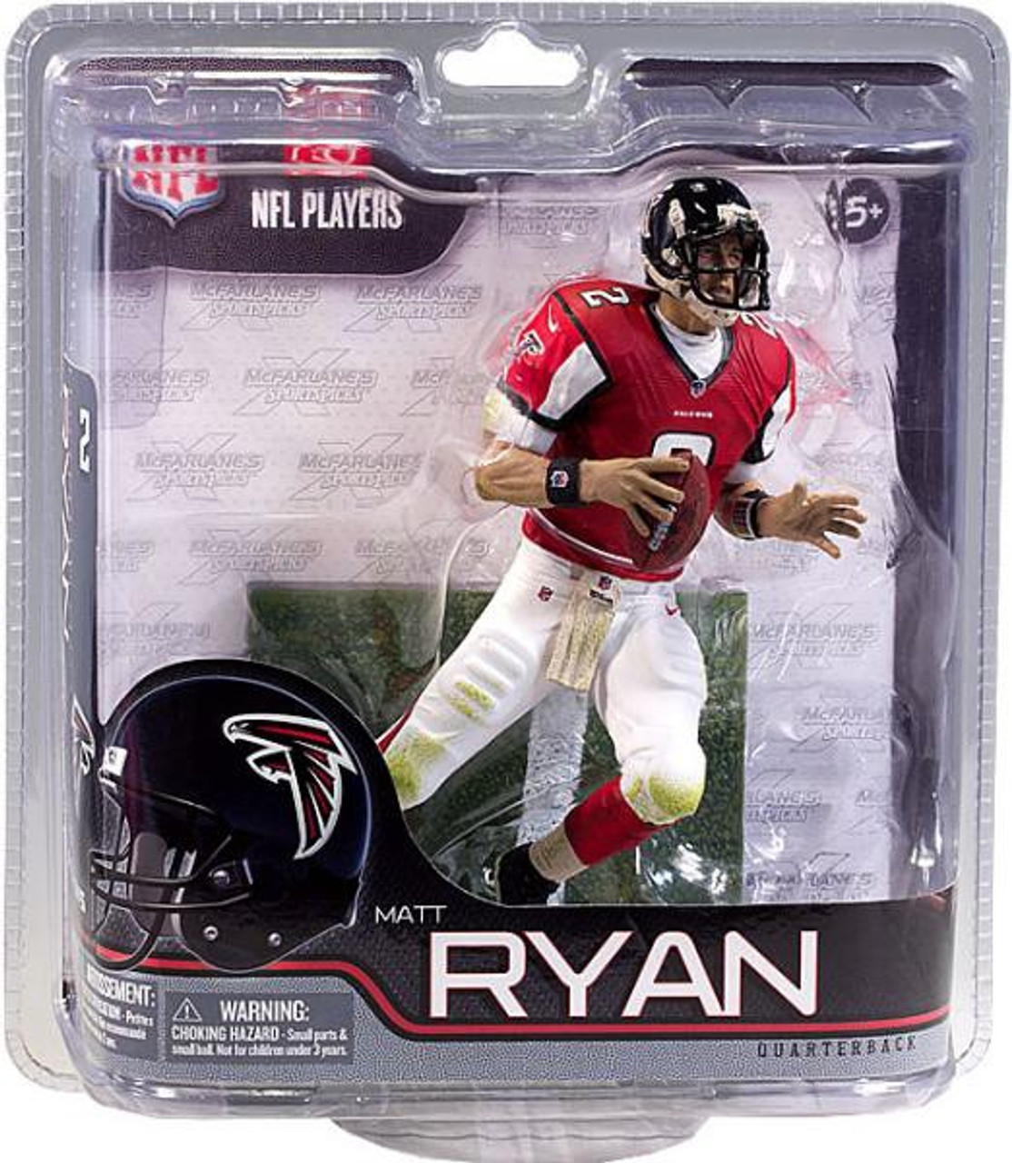 28255e4c McFarlane Toys NFL Atlanta Falcons Sports Picks Series 29 Matt Ryan Action  Figure