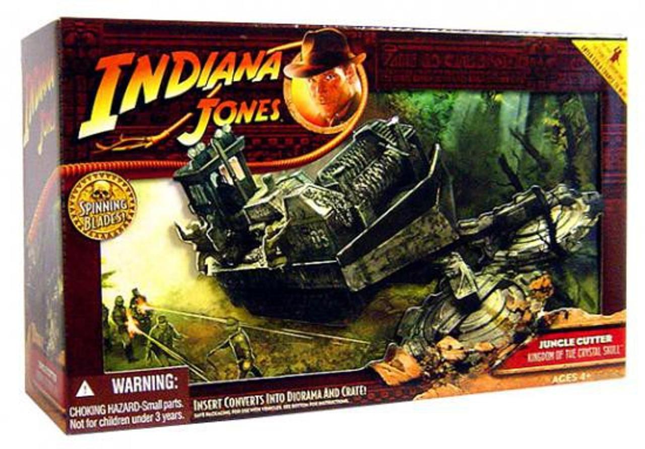 Indiana Jones Kingdom of the Crystal Skull Jungle Cutter