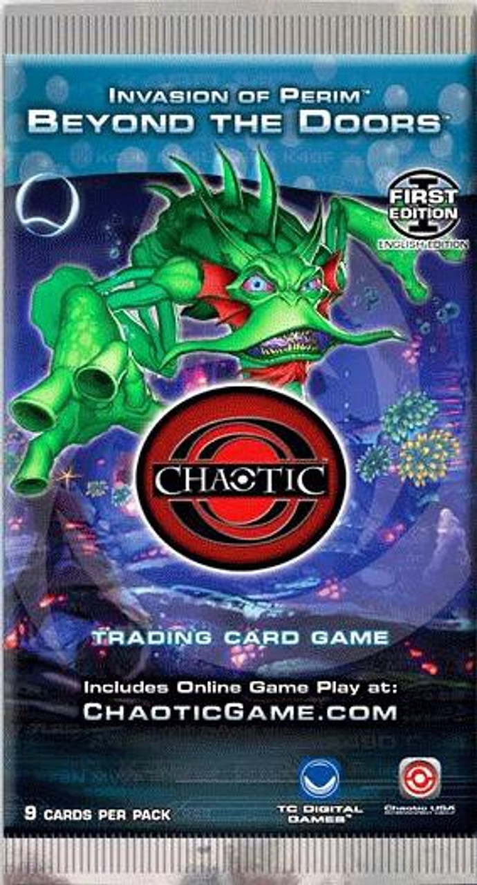 Chaotic Trading Card Game Rise Of Oligarch 24 Booster Packs Brand New