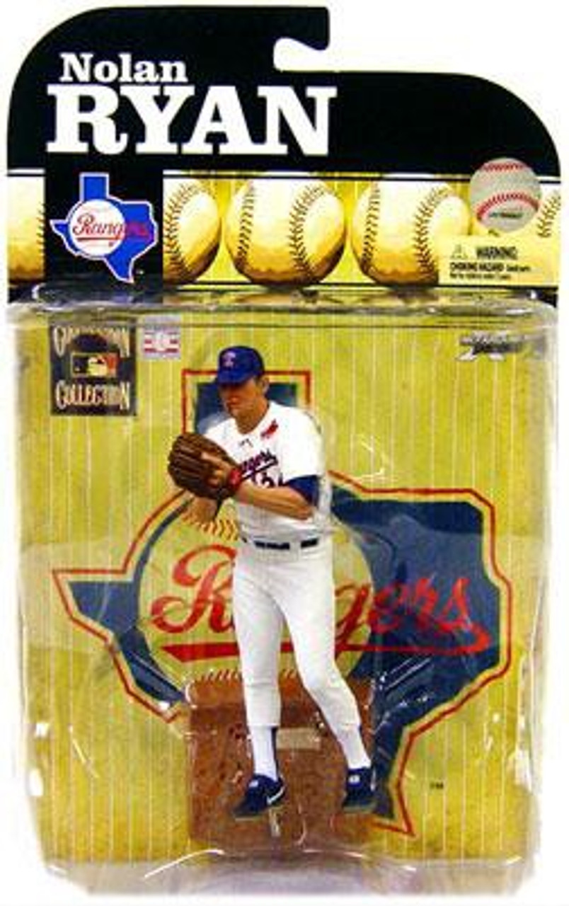 wholesale dealer 42151 1eb83 McFarlane Toys MLB Texas Rangers Cooperstown Collection ...
