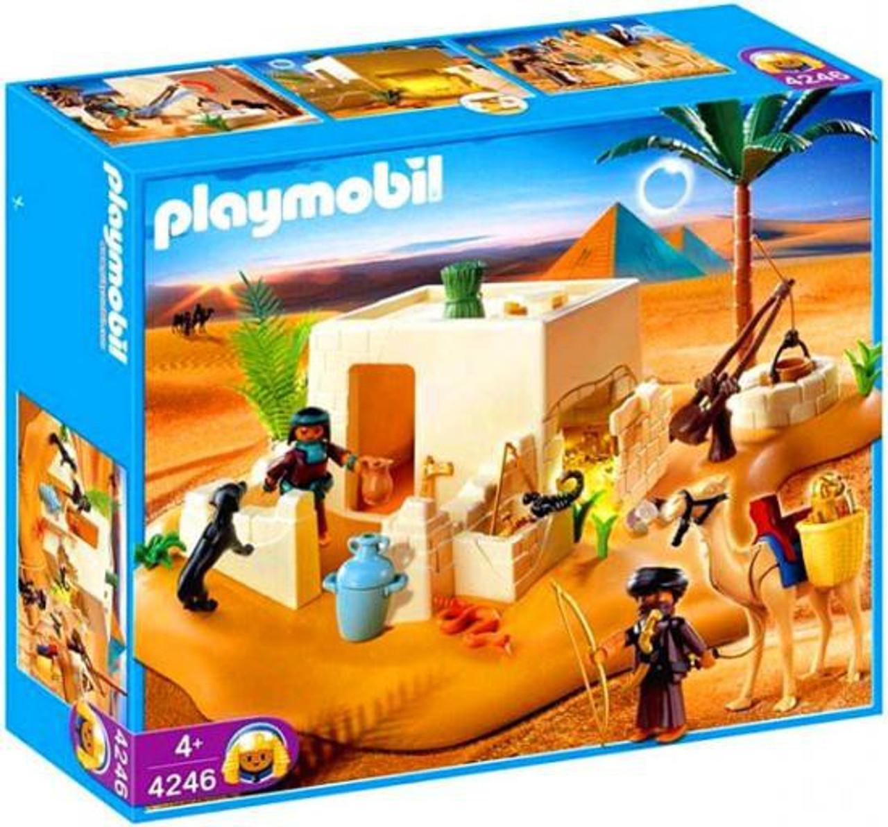Playmobil 4246 tomb with treasure